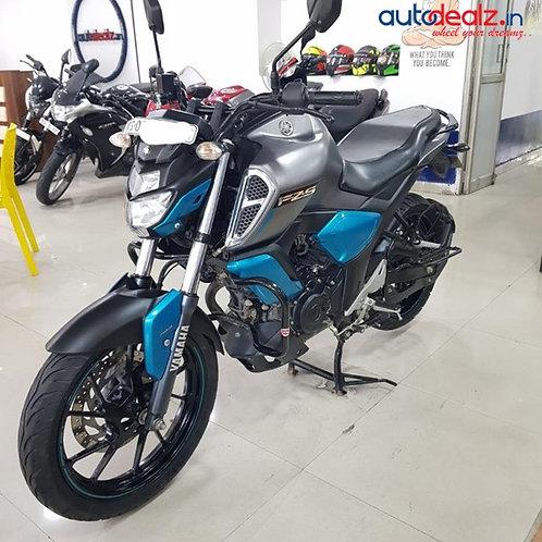 Yamaha FZS V3 BSIV