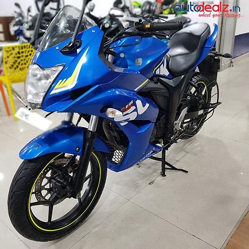 Suzuki Gixer SF 150
