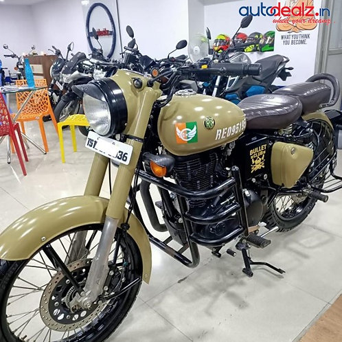 Royal Enfield Classic 350 ABS Signals Edition