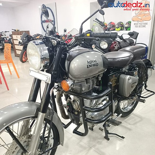 Royal Enfield Classic 350 Gun Metal Gray