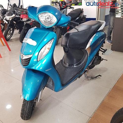 Yamaha Fascino BSIV