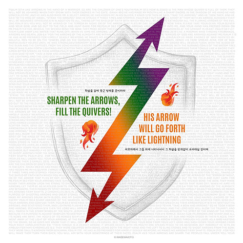Sharpen the arrows