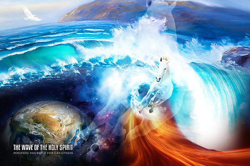 The Wave of He Holy Spirit