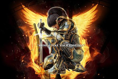 Warrior Bride for Yeshua