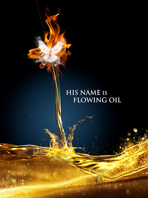 His name is Flowing Oil
