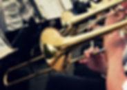 トランペット奏者