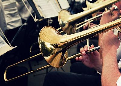 Trompet speler