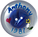 """Anthony"" 1981."