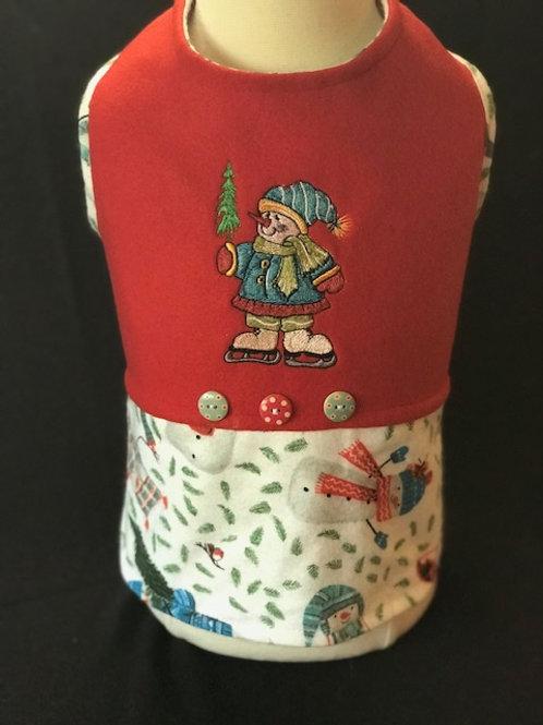 Snowman Shirt or Dress