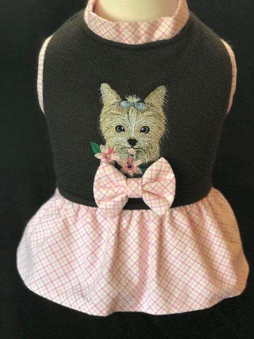 Yorkie Dog Dress