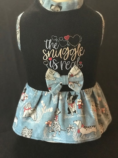 The Snuggle is Real Shirt or Dress
