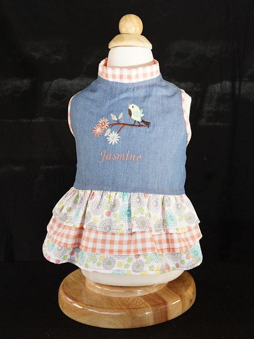 Springtime Bird Dress