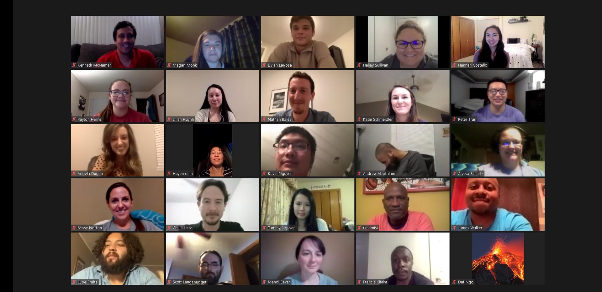 Virtual Student Meet & Greet