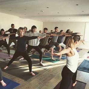 Be a warrior, not a worrier... #yoga #yo
