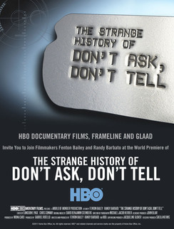The Strange History of Don't Ask Don't Tell