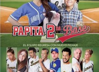 Papita 2da Base breaks Box Office records in Venezuela.