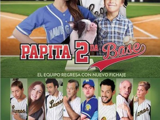 Papita 2da Base breaks Box Office records in Venezuela.