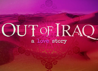 """""""Out of Iraq"""" scored by David Benjamin Steinberg and Sandro Morales-Santoro wins an Emmy."""