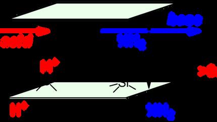 表面で共存する活性点によるワンポット連続反応