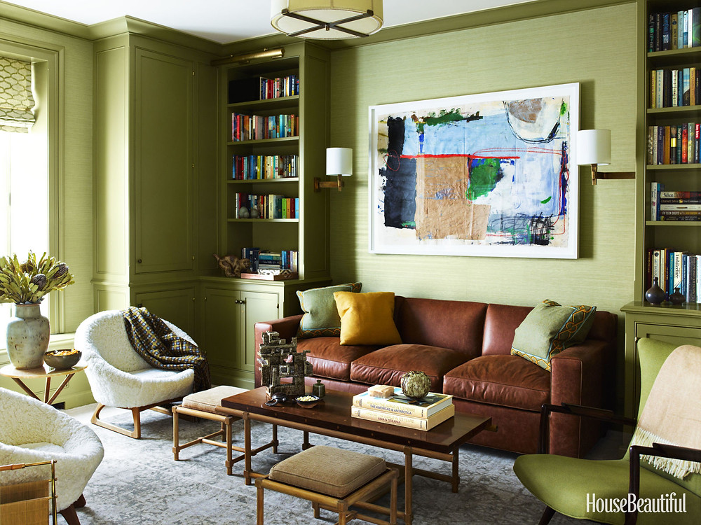How the 2017 color of the year can transform your living room