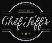 Chef Jeff's BBQ Private Label Logo
