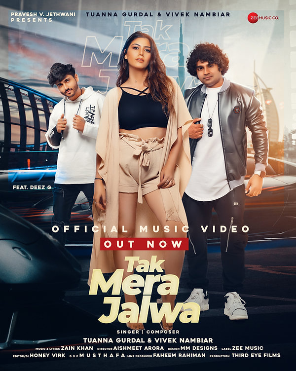 Tak mera jalwa out now.jpg