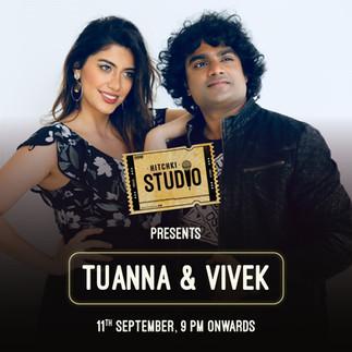 Live at Hitchki Studio, Dubai