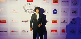 Vivek Nambiar Indian Singer at India International Excellence Awards 2019, Dubai