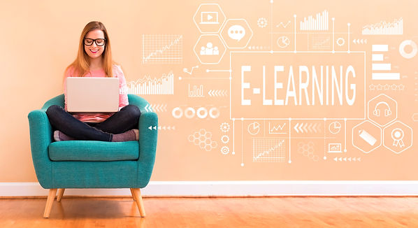 E-Learning%20with%20young%20woman%20usin