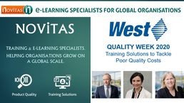 West Pharmaceuticals Quality Week.
