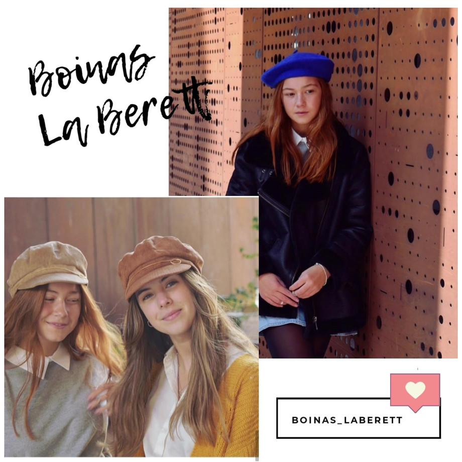 Boinas La Berett