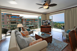 Honau kai Konea 639 Living Room View