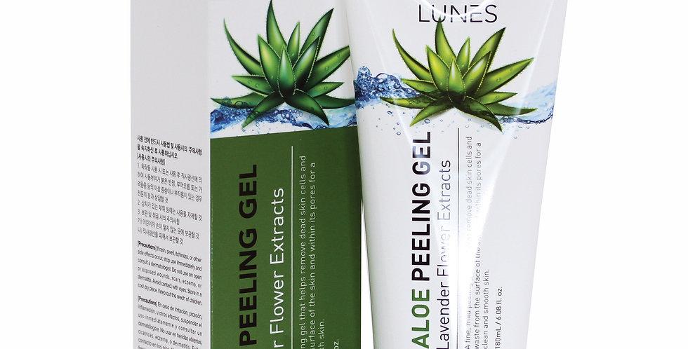Lunes Peeling Gel - ALOE/ 180ml