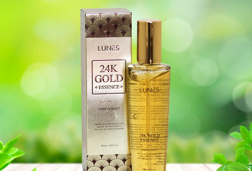 Lunes 24K Gold Essense 150ml