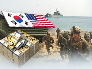 주한미군방위비 협상 급물살