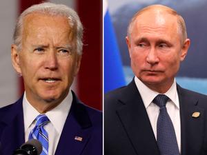 바이든,러시아 대선개입 강력 응징