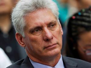 식량 전기난 쿠바 30년만의 반정부 시위 격화