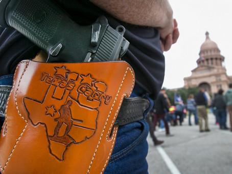 텍사스주 수정헌법 2조 총기 휴대 권리 확대