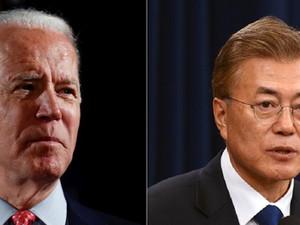 바이든 문재인 백악관 회담 5월21일