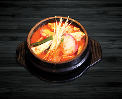 Kimchi Stew