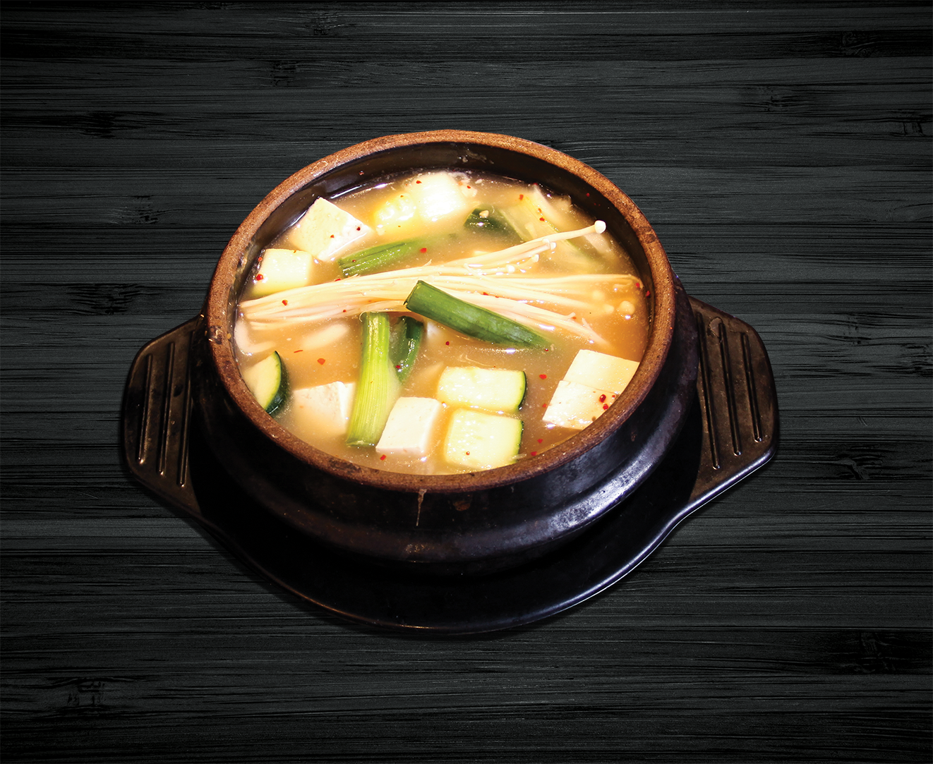 Soybean Paste Stew