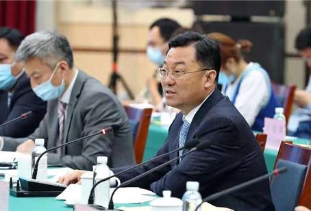 중국, 미국측에 중국 내정간섭 중단 촉구