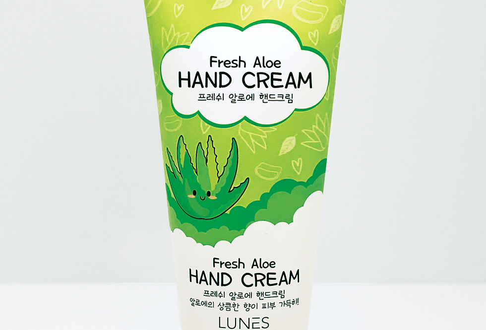 Lunes Hand Cream - Aloe / 100ml