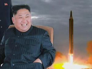 북한 김정은 핵폐기 해야만 대화 가능