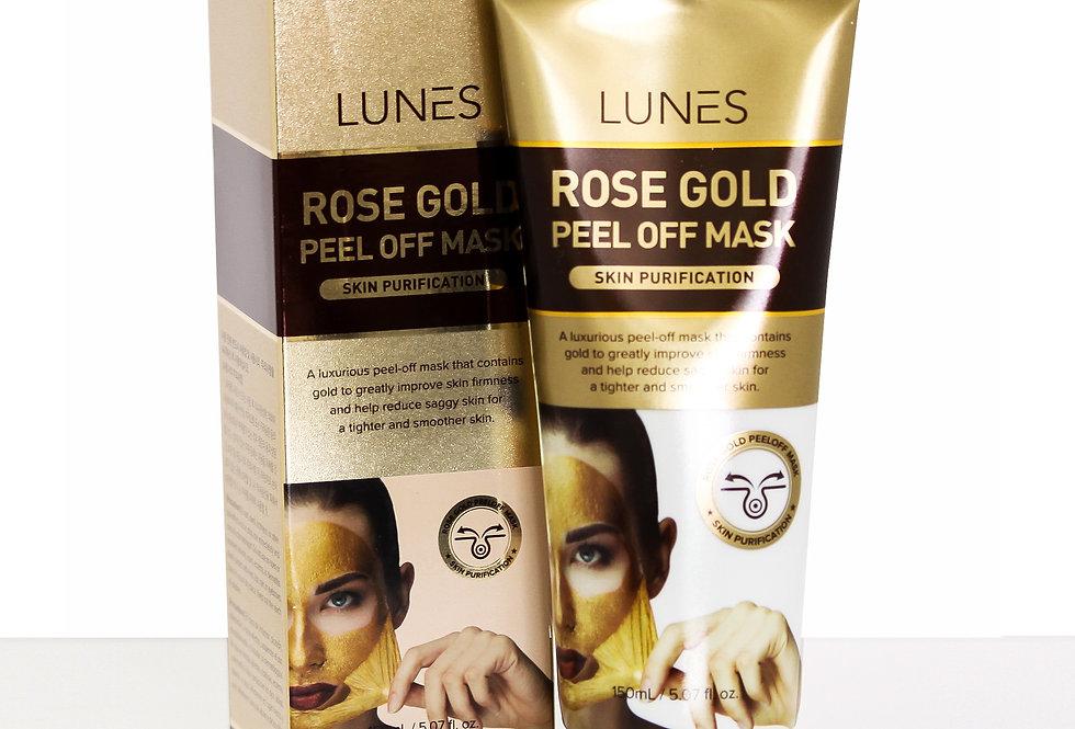 Lunes Peel Off Mask - ROSE GOLD/ 180ml