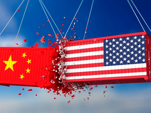 미국 중국간 정치 경제적 긴장고조