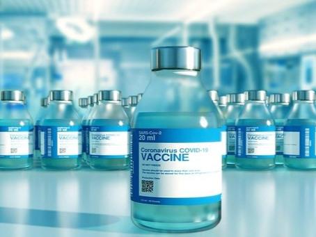 코로나19 백신 추가 접종분 계약마쳐