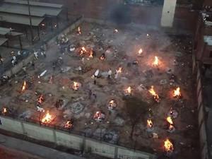 코로나 생지옥 인도, 미국이 돕는다