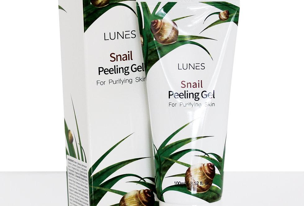 Lunes Peeling Gel - SNAIL  100ml