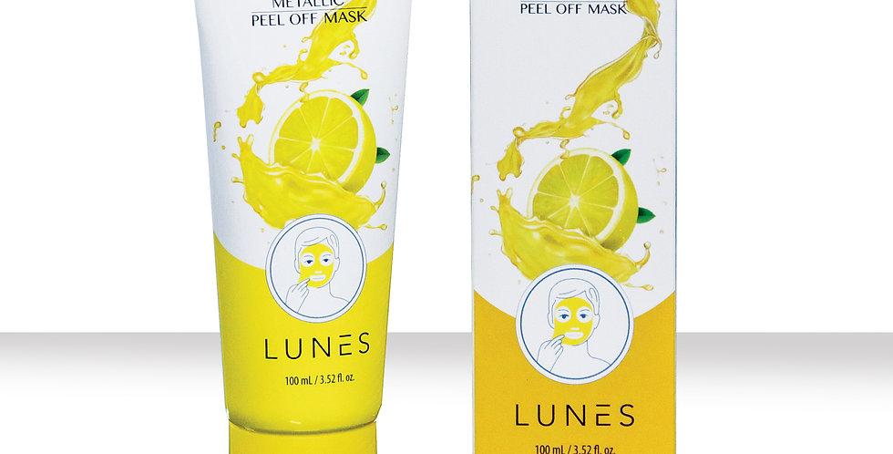 Lunes Peel Off Mask - Lemon/ 150ml